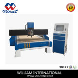 Solo ranurador del CNC de la máquina de la carpintería del CNC de la pista (VCT-1325W)