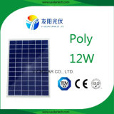 panneau solaire du mini prix bas 10With12With15W