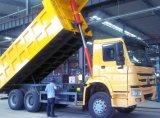 Grande autocarro con cassone ribaltabile del caricamento 6X4 dell'HP 30t di Sinotruk HOWO