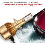 Мощный автоматический шарик H4 H7 H11 4000lm 40W фары автомобиля СИД