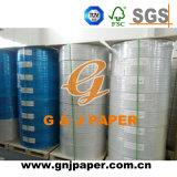 Colorido papel autocopiativo en rollo para la producción de libros de factura