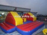 Jogo inflável do esporte do Joust do gladiador