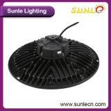 Het industriële LEIDENE van het UFO van het Pakhuis 150W Hoge Licht van de Baai (SLFU23)