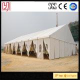 Tente blanche de mariage de PVC Carpas PARA Eventos de tente d'écran de constructeur de la Chine grande avec le guichet