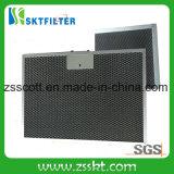 Cilindro activo del filtro del carbón