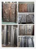 Prensa hidráulica para el marco de la puerta de metal flor
