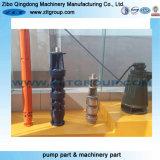 Moteur de refroidissement d'huile pour pompe submersible