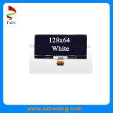 128X64 해결책 빠른 반응을%s 가진 2.4 인치 백색 OLED