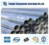 Tubo de acero inconsútil galvanizado alta calidad