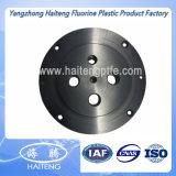 Pieza de resistencia de torneado del Teflon PTFE del calor de las piezas del CNC que trabaja a máquina