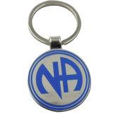 Anello portachiavi personalizzato di marchio del metallo per il regalo di promozione (xd-031730)