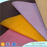 PP coloré de matières premières de tissus non tissés