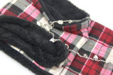 女性ファッション小物のスカーフのためのアクリルの編まれた首のウォーマー