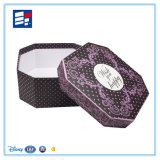 Бумажная упаковывая коробка для подарка/ювелирных изделий/электронного/косметики/одежды