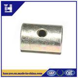 Impasses de cuivre de rond/hexagone avec la légère noix de trous