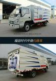 Forland 3cbm Vrachtwagen van het Voertuig van de Straatveger de Vacuüm Schoonmakende
