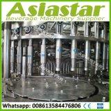Automático personalizado el agua de coco y jugo caliente Maquina de proceso de llenado de botellas