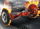 Bluetoothの情報処理機能をもったバランス車のスクーターかリモートまたはBags/APP