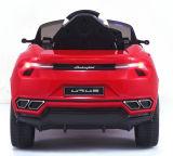 Lamborghini licenciou o passeio no carro com telecontrole
