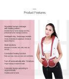 Pantalla digital de tocar el equipo médico mantón masajeador