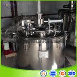Pgz1000 Typ Unterseiten-Schaber-Einleitung-Salz-flaches Filter-Zentrifuge-Kristalltrennzeichen