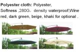 Paraguas al aire libre de Cantililever del paraguas del patio