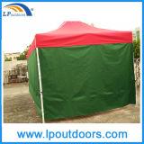 шатер Gazebo пляжа стальной рамки 10X20'hexagonal напольный складывая для случаев