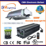 Las bombillas y alta calidad de interior 630W doble composición Grow Light Kit