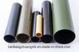Tubo 3k de la fibra del carbón