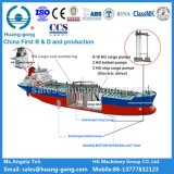 Elektrische tiefe wohle Marinepumpe für chemischen Tanker