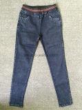 La mujer pantalones vaqueros pantalones vaqueros 2014 nuevo estilo de Jeans Moda Mujer
