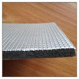 Crosslinked пена XPE резиновый с слоением алюминиевой фольги