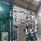 Chaîne de fabrication machine automatique de repas de maïs de minoterie de maïs
