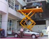 地下車の駐車上昇はとの切る