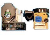 Optische Aufnahmen für CD/DVD (HPC1MX)