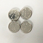 Pile bouton LR63 1,5V AG0 Pile bouton