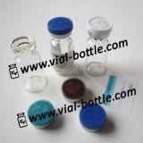 L'UTILISATION 2ML HGH Vider la bouteille en verre avec bouchon, Flip au large du Cap et les étiquettes