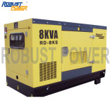 Vier Anfall Kubota Dieselgenerator-Set (RD)