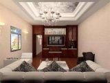 Panneau mural acoustique intérieur Matériau de construction décoratif