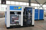 Compressor de ar refrigerado por ar para o uso de minas