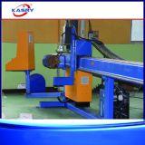 Preiswerter Einspannen-Typ Rohr-Ausschnitt-Maschine für das Metallrohr-Aufbereiten