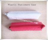 Sac à bandoulière en papier transparent PVC transparent scellé à chaud avec fermeture à boutons