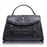 Zak van de Totalisator van het Handvat van dame Handbag Genuine Crocodile Exotic Leer de Hoogste