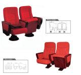 Moderner allgemeiner Stuhl-Kino-Film-genehmigte Wartelagerungs-Theater-Auditoriums-Stuhl mit dem bestätigten Schreibens-Vorstand Fsc durch SGS