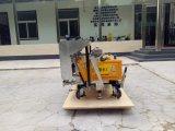 La machine de plâtre de stuc de mortier de la colle de mur de construction de chantier de construction rendent des machines