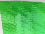 Impresión solvente PVC en forma de panal de vinilo reflectante para publicidad