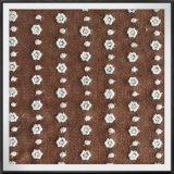 Ineinander greifen-Stickerei-Tulle-Stickerei-Baumwollstickerei-Blumen-Stickerei