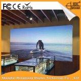 舞台の背景のためのフルカラーの使用料のLED表示P6をダイカストで形造る屋内アルミニウム