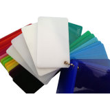Het transparante Plexiglas van de Kleur met Goede Prijs