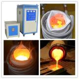 Forno de fusão por indução máquina de aquecimento por indução para o cobre/alumínio